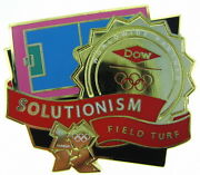 DOW Solutionism Field Turf London 2012